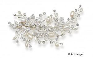 Haargesteck mit Perlen